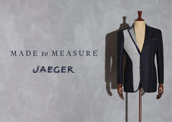 Jaeger Launch Made to Measure