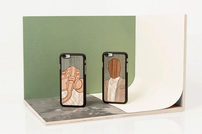 Discover Wood'd Smartphone Cases