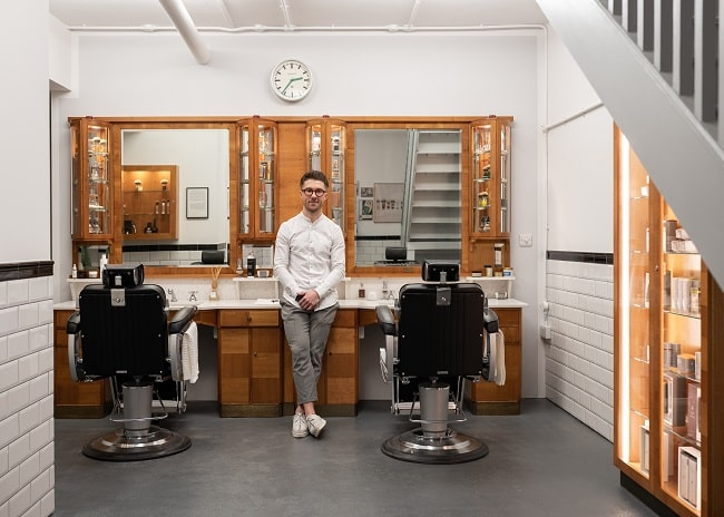 MUHLE Carnaby Street Treatment Space