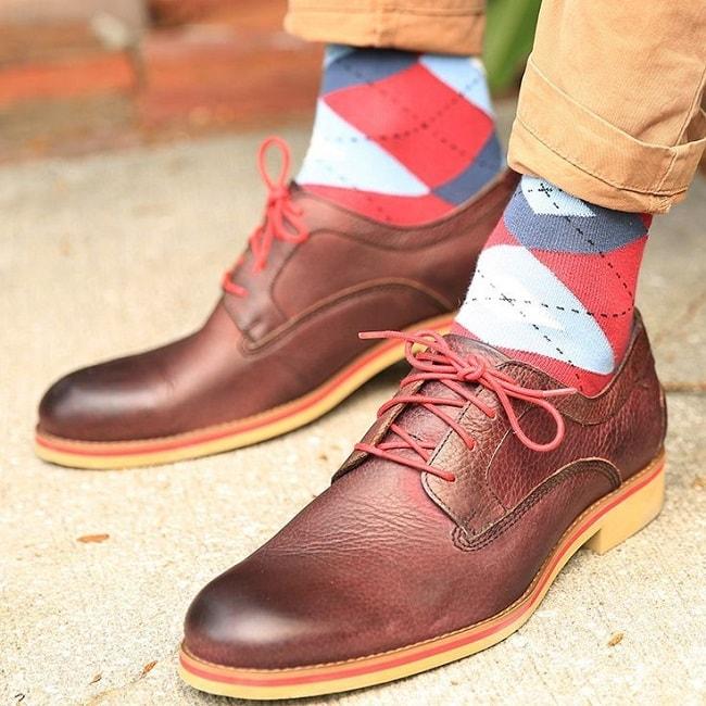 Should You Wear Statement Socks?