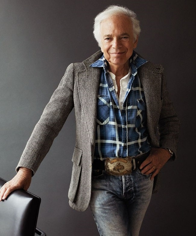 Icons of Style Ralph Lauren