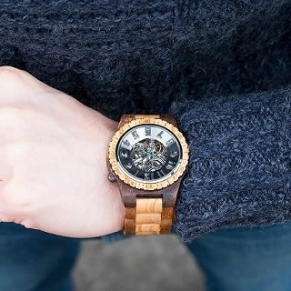 Discover The Wooden Watch Trend