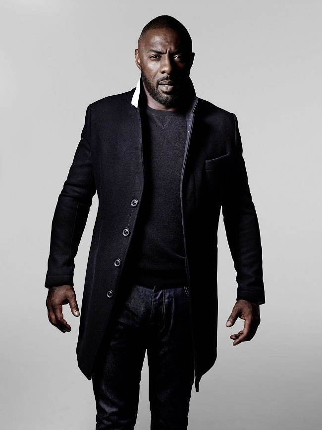 Idris Elba on his new Superdry Collection