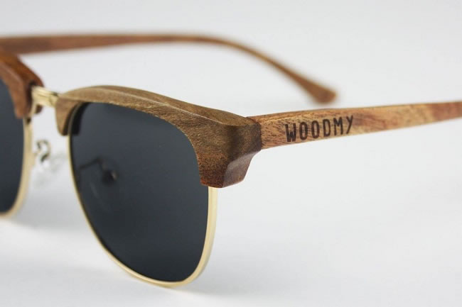Win a Pair of Woodmy Sunglasses
