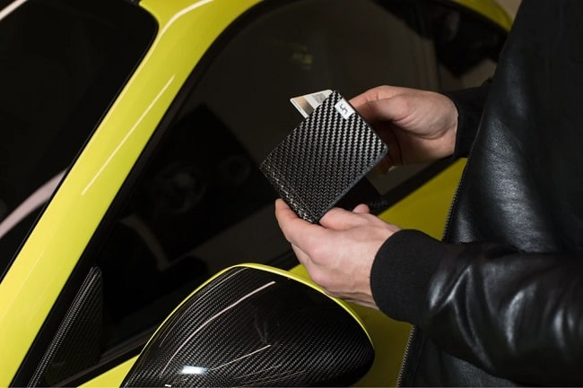 Common Fibers Wallets Offer an Uncommon Approach to Carbon Fiber