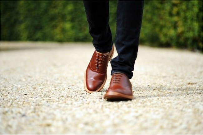 Introducing Percy Stride British Handcrafted Oxford Shoes