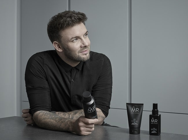 Celebrity Hairdresser Jamie Stevens on Men's Hair Loss