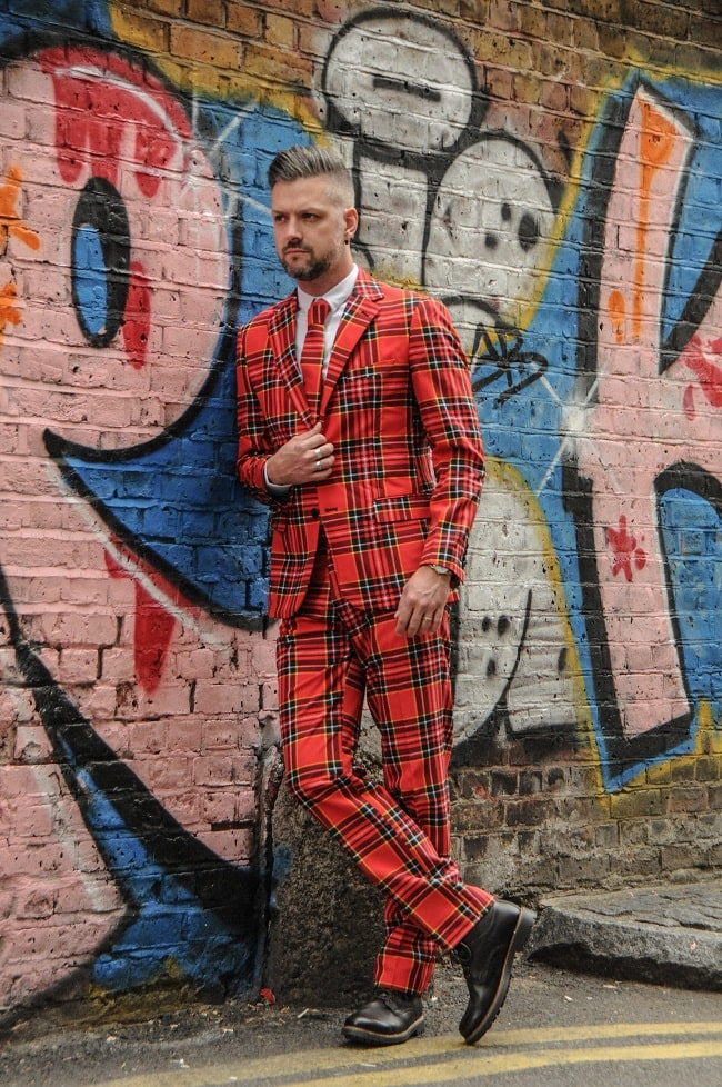 Menswear Style x Oppo Suits AW18
