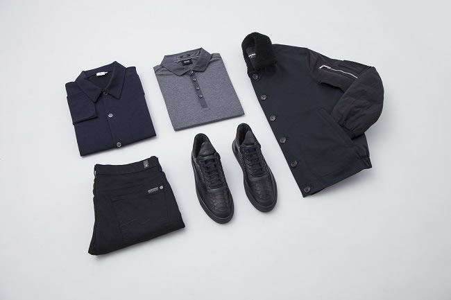 Sunspel, Hugo Boss, 7 For All Mankind, Filling Pieces, DSquared2
