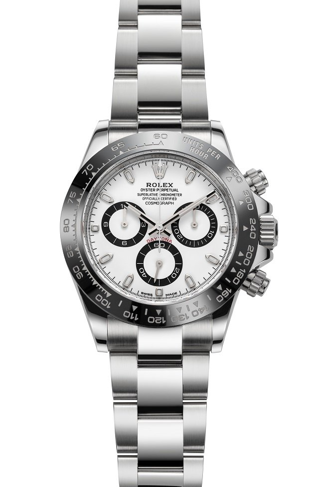 Real Rolex Daytona