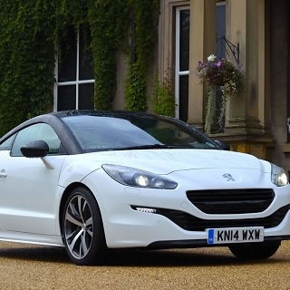 Peugeot RCZ Sports Coupe Review