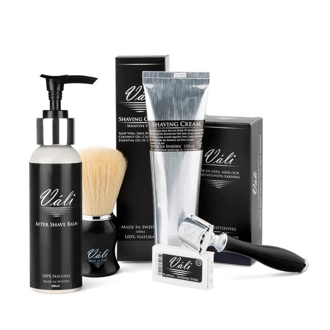 Introducing Vali Shaving for Men