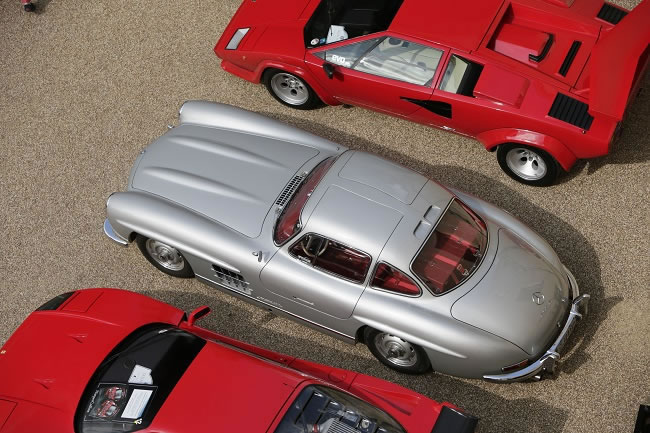 Salon Prive 2014 Highlights