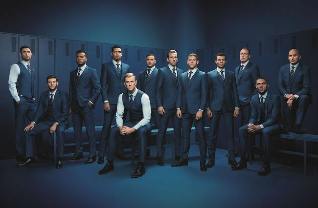 M&S Euro 2016 Official England Team Suit