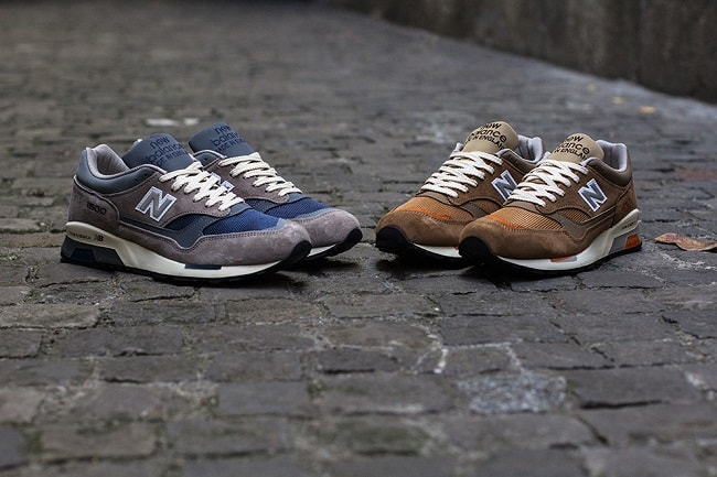 Norse Projects X New Balance 1500 Danish Weather Pack
