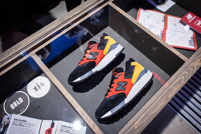 New Balance Opens First Store in Berlin