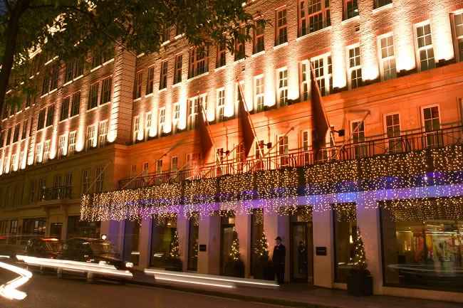 The Mayfair London Hotel Review