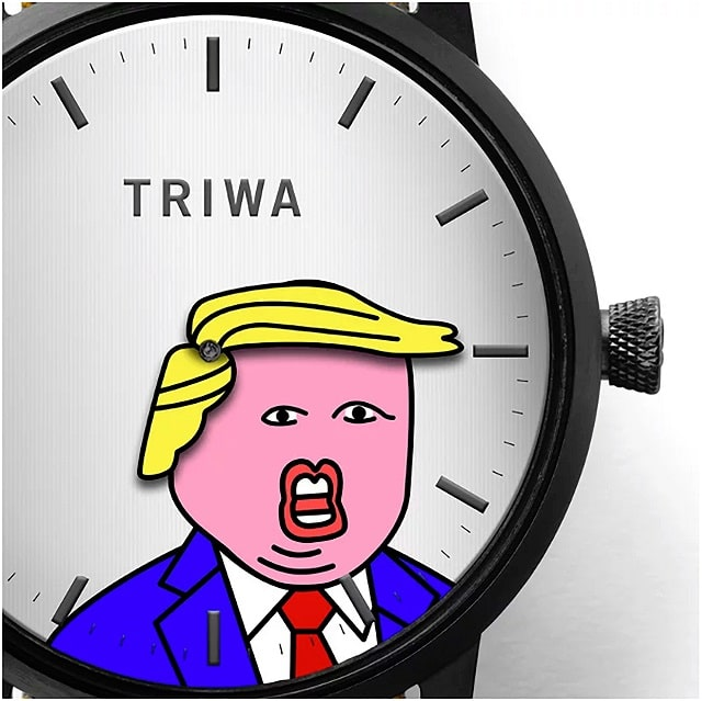 Introducing the TRIWA Comb-Over Watch