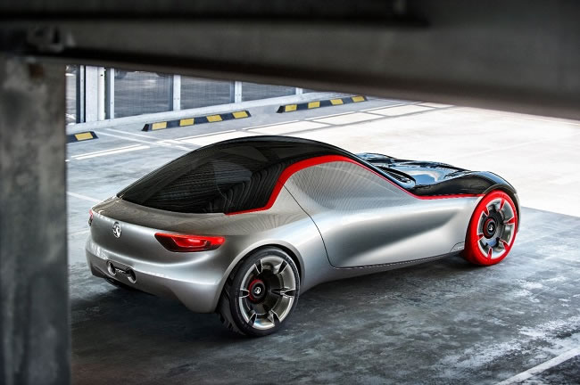 Behold the Vauxhall GT Concept