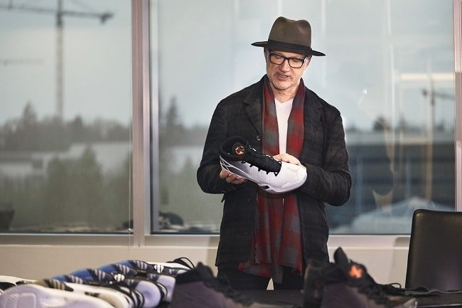 5 of Tinker Hatfield's Greatest Designs