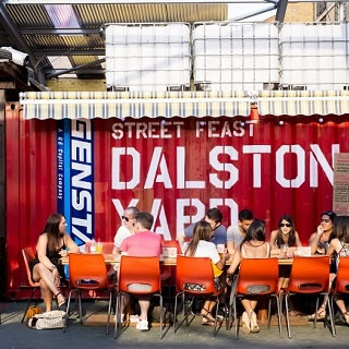 What's Hot at the Dalston Street Feast