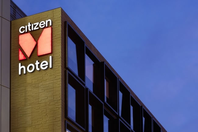 Citizen M London Bankside Hotel Review