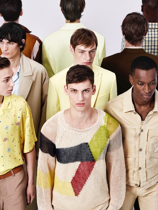 Must-Wear Menswear Colours for SS18