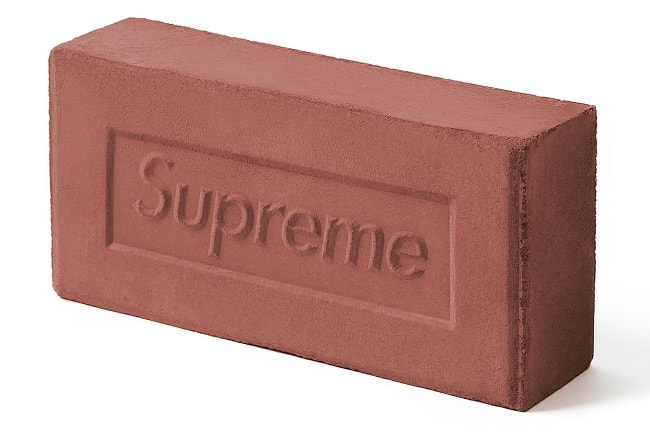 Supreme house brick