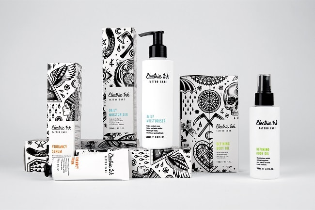 Electric Ink Skincare