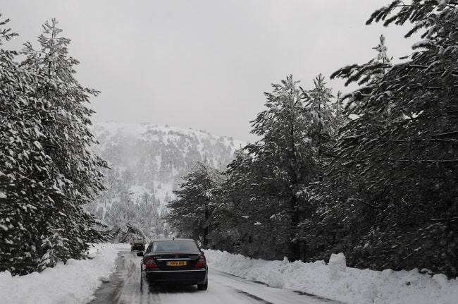 Quick Safety Tips for Winter Driving