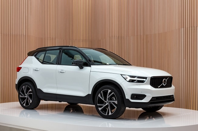 volvo unveil the new xc40 in milan. Black Bedroom Furniture Sets. Home Design Ideas