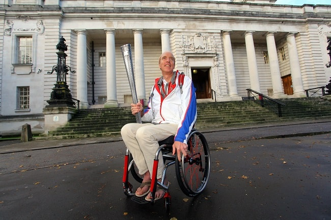 Paralympian Reveals Two-Time Accident with Drink Drivers