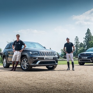 Olympic Medallist vs Polo Star Jeep Job Swap
