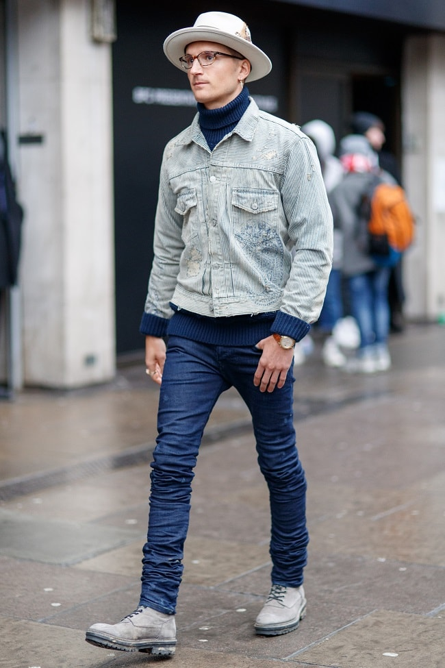 Oliver Proudlock in London