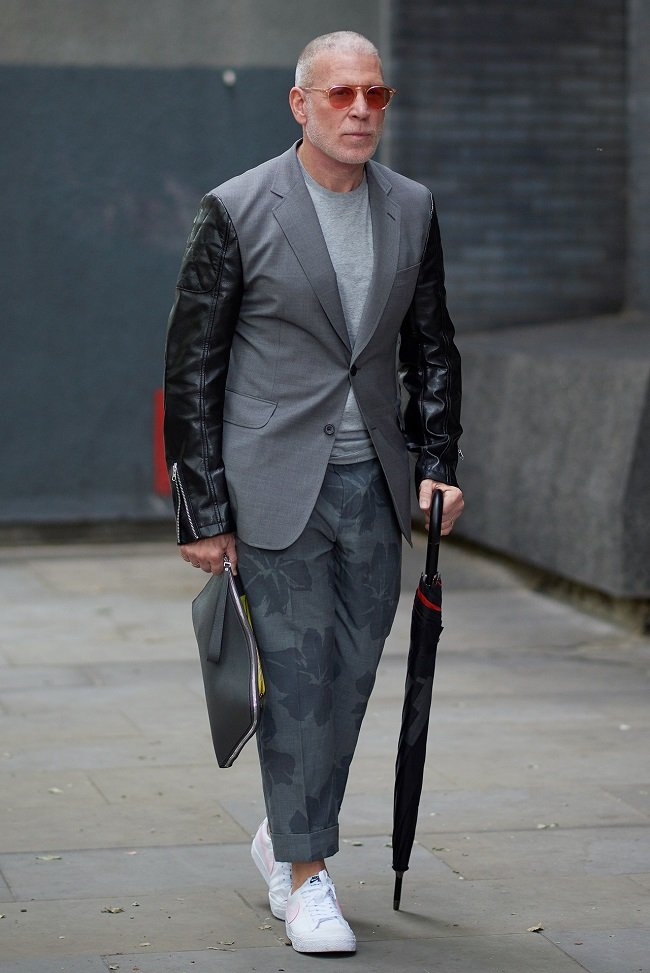 Nick Wooster in London