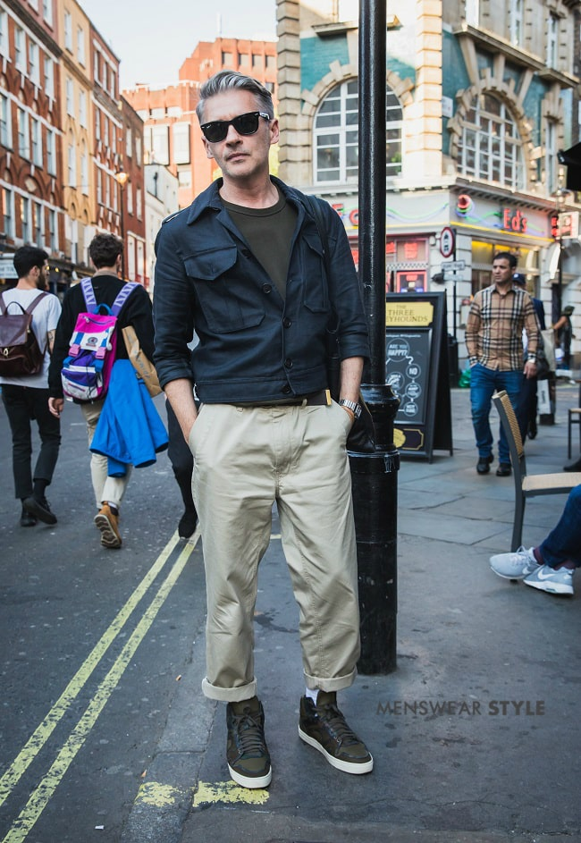 Pawel in London